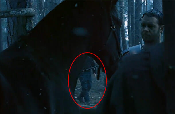 Crew Visible Mistakes Made By Professional Filmmakers During Shooting4